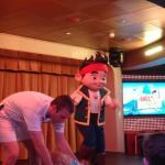 Ahoy Disney Junior Pirates and Princesses!