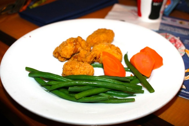 Captains Grille Kids Chicken Nuggets