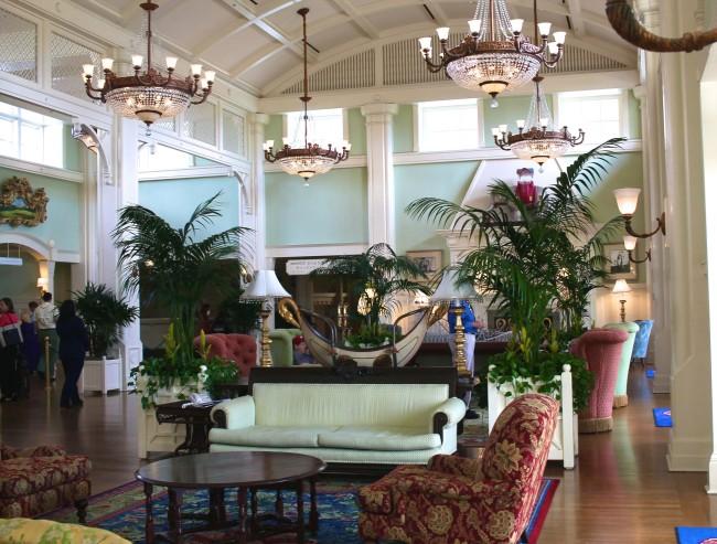 BoardWalk Inn and Villas Lobby 2