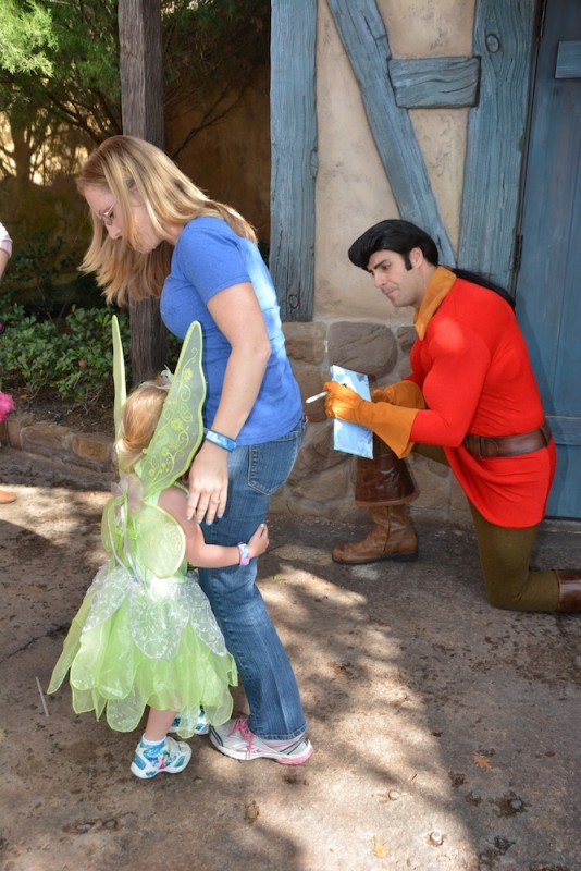 Gaston can be pretty Loud and Tall