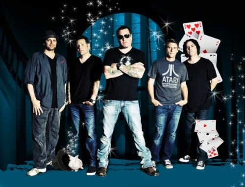 Smash Mouth, Photo Courtesy of Disney
