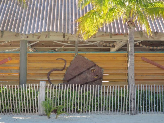 stingray hut
