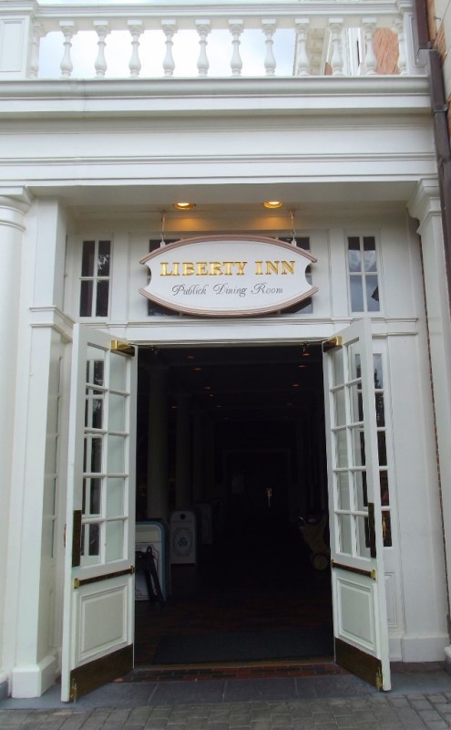Liberty Inn in the American Adventure Pavilion at Epcot-Picture by Lisa McBride