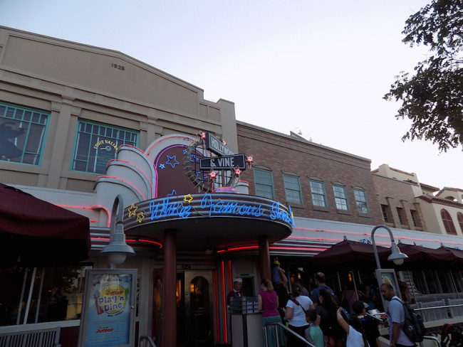 Hollywood and Vine, Hollywood Studios