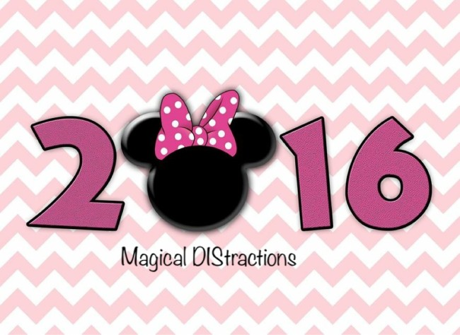 2016 Minnie Mouse