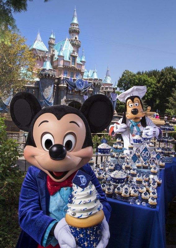 Happy 60th Disneyland Resort - Image by Paul Hiffmayer