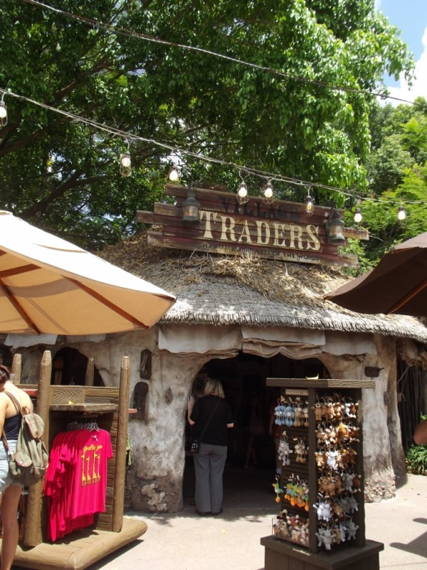 Village Traders at the Outpost-Picture by Lisa McBride