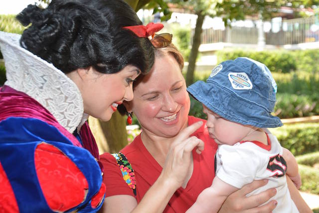 Snow White meet & Greet