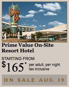 Prime Value on-Site Resort hotel starts at $165 at Universal Orlando Resort