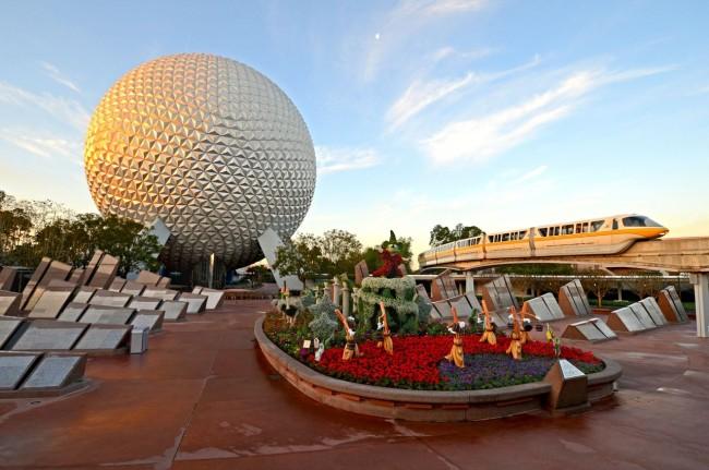 Photo courtesy of Disney Parks.