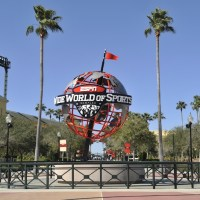 Three ChEARS for a New Addition to Disney's ESPN Wide World of Sports Complex!