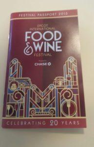 Epcot's 2016 International Food & Wine Festival