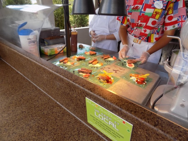 Epcot Food & Wine 2015, The Chew Lab