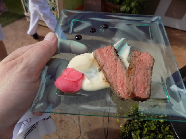 Epcot Food & Wine 2015, The Chew