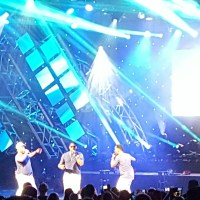 "Kicking it Old-School Style: Boyz II Men Perform at the ""Eat to the Beat"" Concert Series"