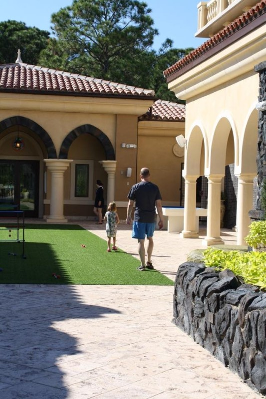 Bocce Ball - Image by Mike McGarry
