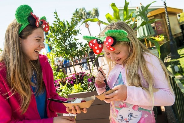 Epcot International Flower & Garden Festival-Photo Credit Disney Parks Blog