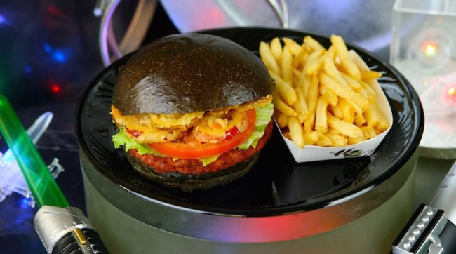 First Order Specialty Burger (Photo by Disney)