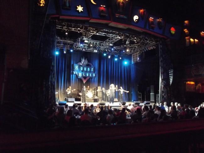 Kirk Franklin Gospel Brunch at Crossroads at House of Blues-Photo Credit Lisa McBride