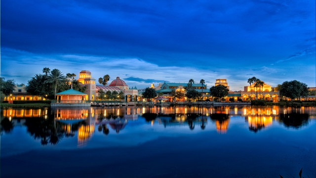 Disney's Coronado Springs Resort-Photo Credit Disney