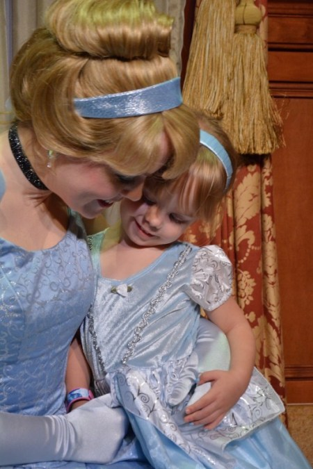Cinderella meet at Fairytale Hall
