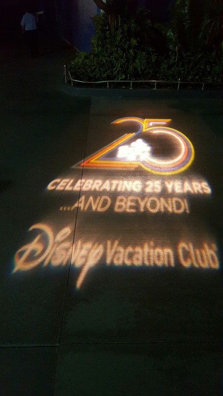 The DVC 25th Anniversary Logo