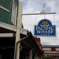 Disneyland Dining Review: Pacific Wharf Café