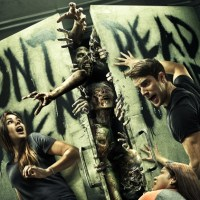 RUN! The Walkers Are Invading Universal Studios Hollywood!