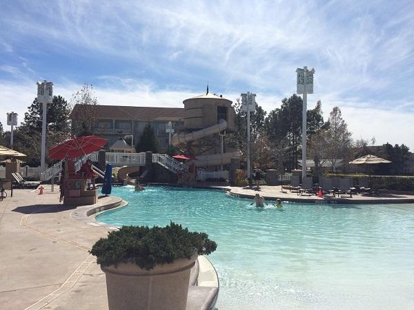 The Paddock Pool