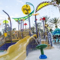 New Kids' Water Play Area Now Open at Disney's Port Orleans French Quarter Resort!