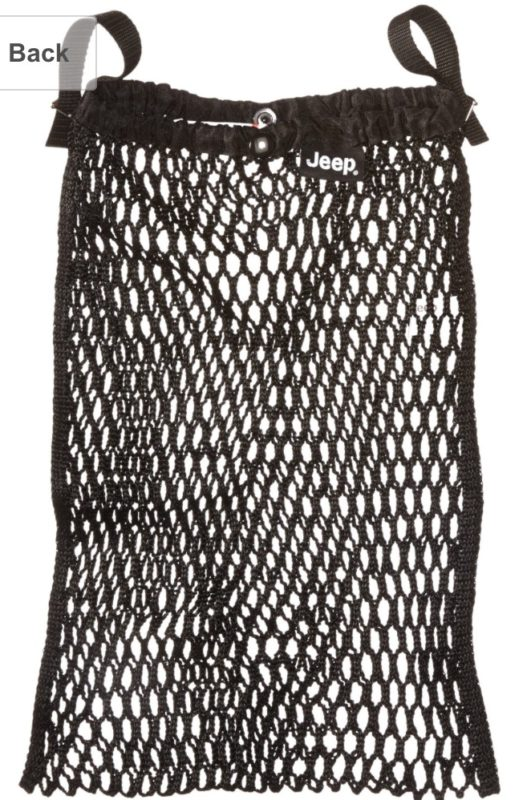 Jeep Mesh Netting Stroller Bag