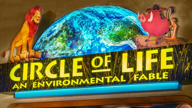 Circle of Life-Photo Credit Disney