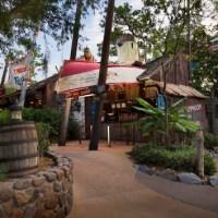 Mayday! Mayday! Where Should I Dine at Disney's Typhoon Lagoon?