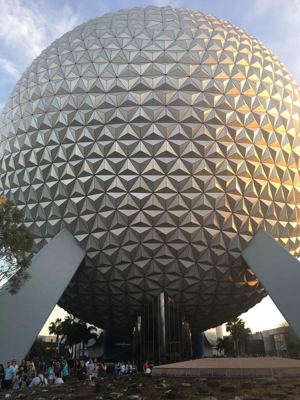 Spaceship Earth, Future World, Epcot