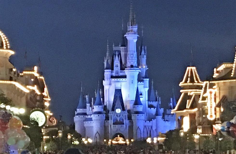 Cinderella Castle, Magic Kingdom Park