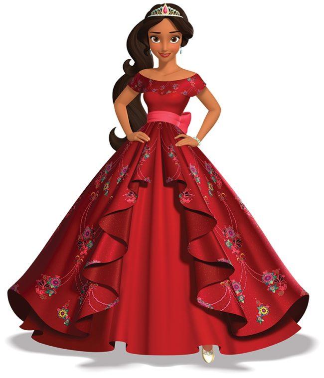 Princess Elena- Photo Courtesy of Disney Parks Blog