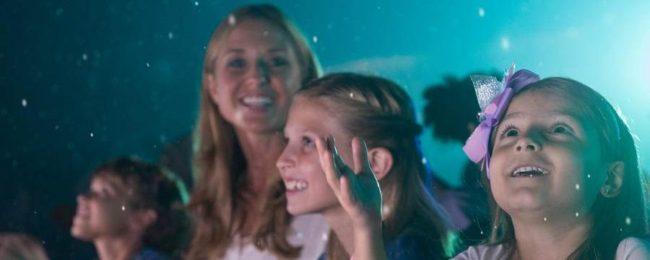 Frozen Stage Show at Disney California Adventure Courtesy Disney