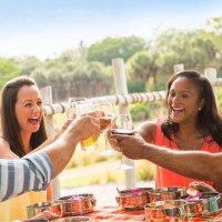 A Wild Dining Experience comes to Disney's Animal Kingdom – Savor the Savanna Evening Safari Experience