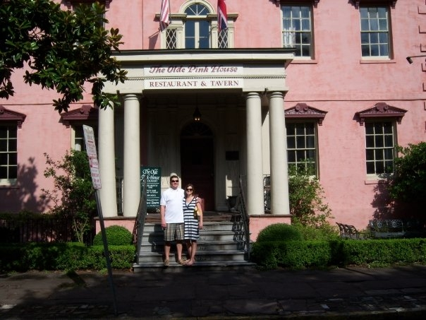 The Olde Pink House Restaurant