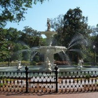 Real-life Fairytales, Haunted Mansions, and Adventures in Savannah, Georgia