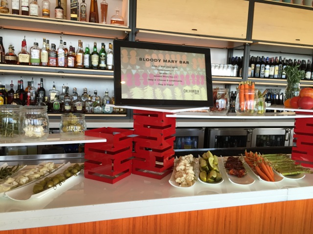Bloody Mary Bar - Image by Mary Spina