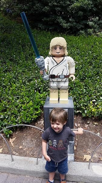 Luke and Oliver