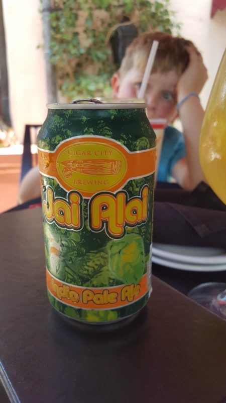 Hollywood Brown Derby Lounge Jai Alai beer