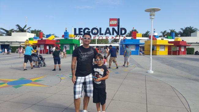 LEGOLAND California is full of family fun.