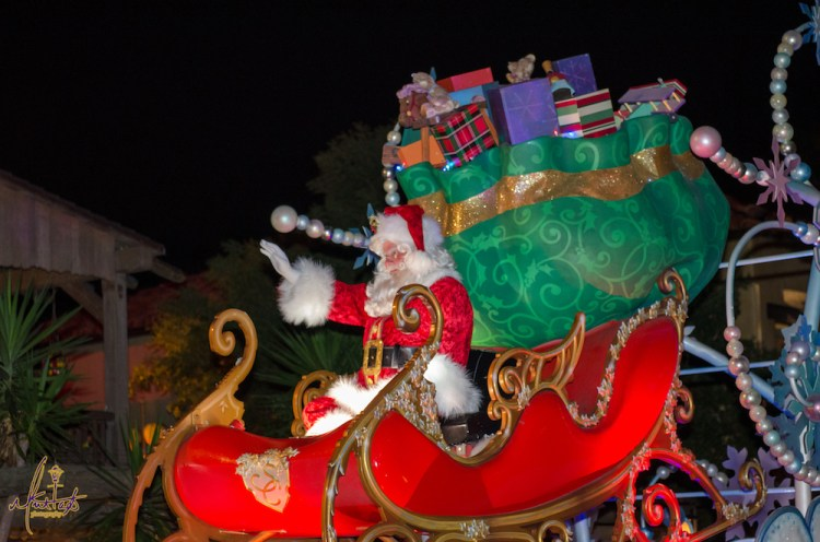 Disney World for the Holidays