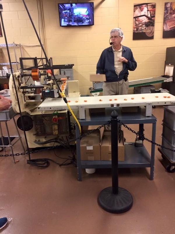 Whetstone Chocolate factory tour