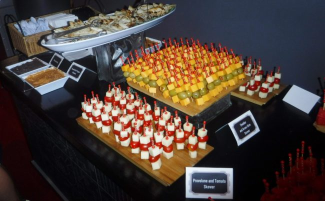 Star Wars Dessert Party Savory Items