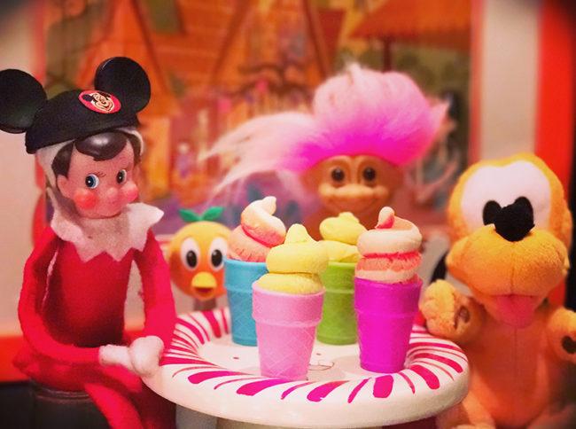 Disney-obsessed-elf-on-the-shelf-dole-whip