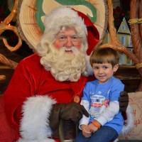 Christmas at the Disneyland Resort