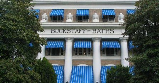 Buckstaff Bathhouse-Photo credit Hot Springs.org